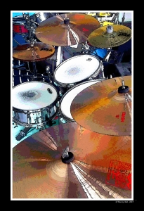 Colored-Drums
